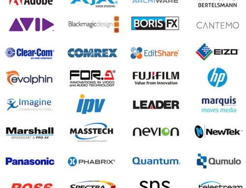 NAB 2018 Manufacturer Press Releases
