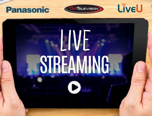 Panasonic & LiveU Production and Streaming for Live Events Seminar Tour