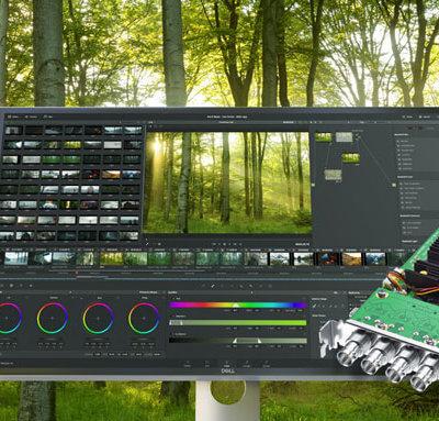 Blackmagic Design Announces DeckLink 8K Pro with Quad Link 12G‑SDI