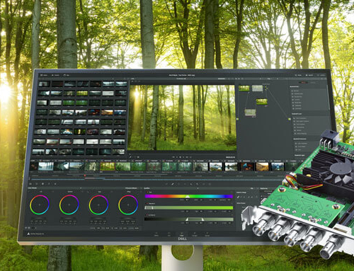 Blackmagic Design Announces DeckLink 8K Pro with Quad Link 12G‑SDI